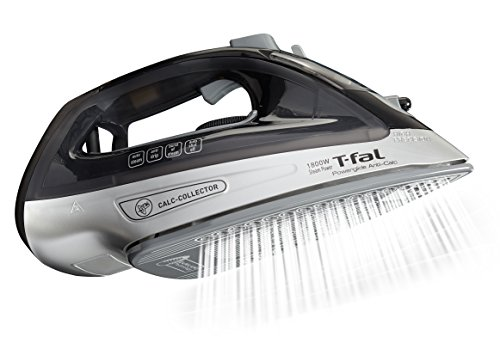 T-fal-FV2640U0-Powerglide-Anticalc-Non-Stick-and-Scratch-Resistant-Durilium-Ceramic-Soleplate-Steam-Iron-with-Anti-Drip-and-Auto-off-System-0-1