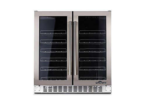 Thorkitchen-JC-116A2EQ-36-Bottle-24-Built-in-Free-Standing-Dual-Zone-Wine-Cooler-Stainless-Steel-0
