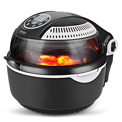 Tinychefs Multifunctional Airfryer Oil Less Airfryer 10