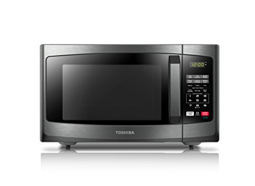 Toshiba-EM131A5C-BS-Microwave-Oven-11-Cuft-Black-Stainless-Steel-0