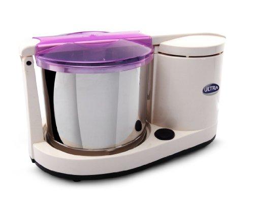 Ultra-Dura-125L-Table-Wet-Grinder-with-Atta-Kneader-110-volt-0