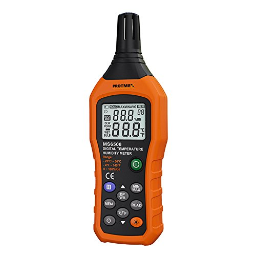 VLike-Digital-Temperature-and-Humidity-Meter-Portable-Hygrometer-Thermometer-with-Ambient-Temperature-Dew-Point-Test-Wet-Bulb-Temperature-Humidity-Monitor-Gauge-for-Daily-Life-Industry-Agriculture-0