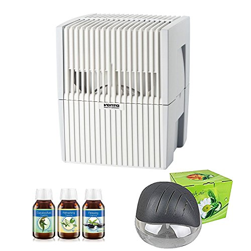 Venta-AirWasher-2-in-1-Air-Purifier-and-Humidifier-LW15-200sq-ft-Comes-with-Fragrance-Pack-and-Fresh-Air-Revitalizer-AromaTherapy-Machine-0