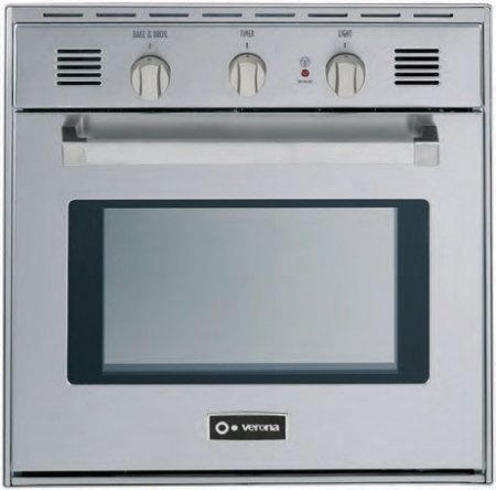 Verona-VEBIG24E-24-Black-Gas-Single-Wall-Oven-0