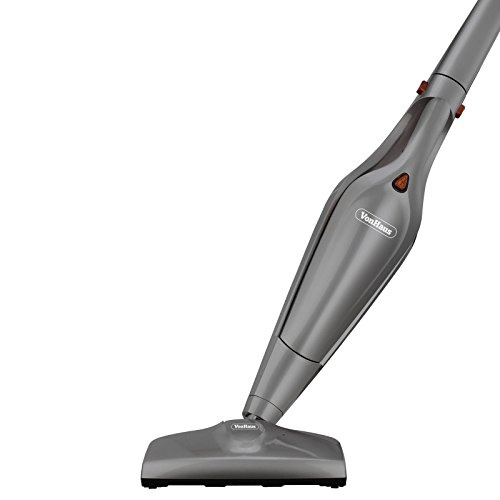 VonHaus-2-in-1-Cordless-Bagless-Vacuum-Cleaner-Upright-Stick-with-Lithium-ion-Battery-and-Handheld-Vacuum-with-Crevice-Nozzle-Turbo-Brush-Head-0-2