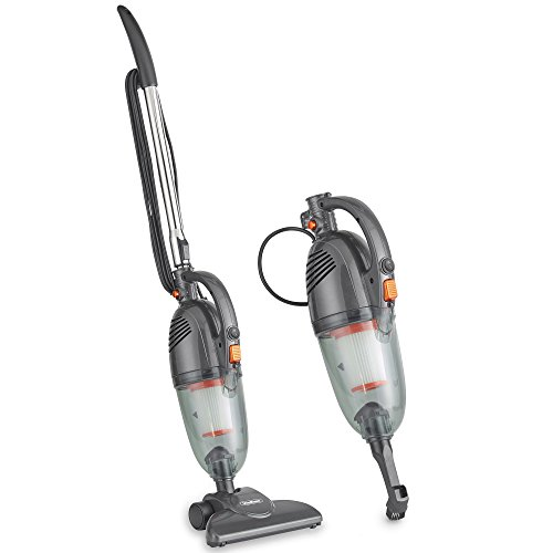 VonHaus-600W-2-in-1-Corded-Upright-Stick-Handheld-Vacuum-Cleaner-with-HEPA-Filtration-Includes-Crevice-Tool-Brush-Accessories-0