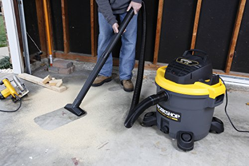 WORKSHOP-Wet-Dry-Vac-WS1200VA-Heavy-Duty-General-Purpose-Wet-Dry-Vacuum-Cleaner-12-Gallon-Shop-Vacuum-Cleaner-50-Peak-HP-Wet-And-Dry-Vacuum-0-2