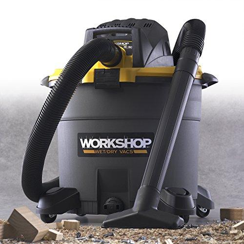 WORKSHOP-Wet-Dry-Vac-WS1600VA-High-Capacity-Wet-Dry-Vacuum-Cleaner-16-Gallon-Shop-Vacuum-Cleaner-65-Peak-HP-Wet-And-Dry-Vacuum-0-0
