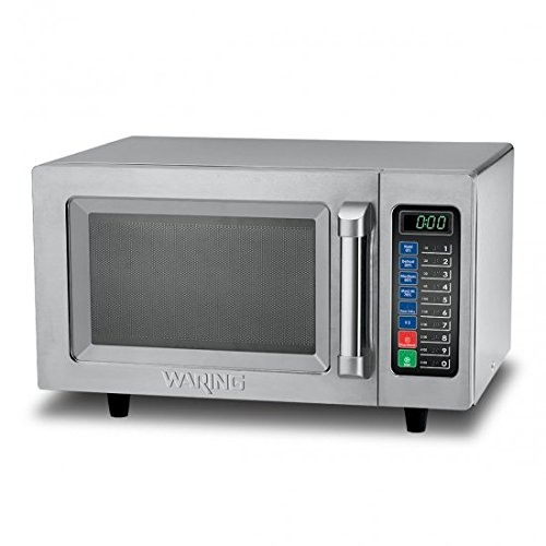 Waring-Commercial-WMO90-Medium-Duty-09-cu-ft-Commercial-Microwave-Steel-0