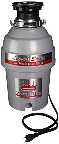Waste-King-Legend-Series-1-HP-Continuous-Feed-Garbage-Disposal-with-Power-Cord-L-8000-0