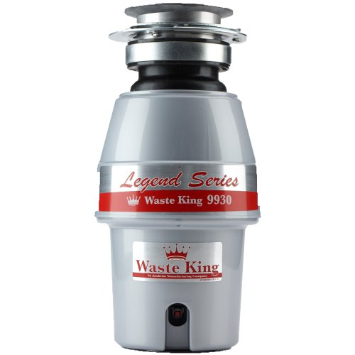 Waste-King-Legend-Series-12-HP-Continuous-Feed-Garbage-Disposal-with-Power-Cord-9930-0