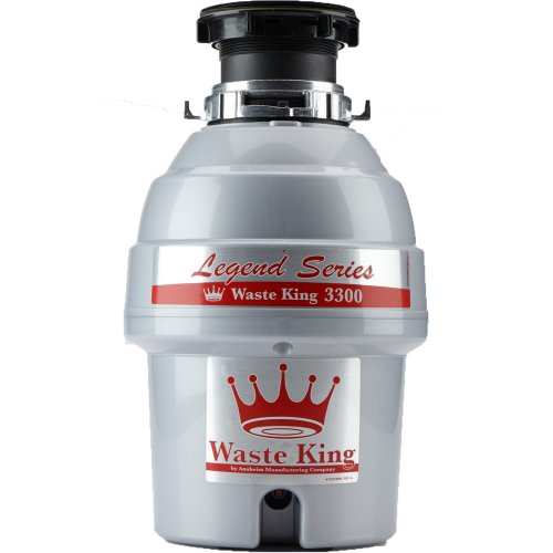 Waste-King-Legend-Series-34-HP-Continuous-Feed-Garbage-Disposal-with-Power-Cord-L-3300-0