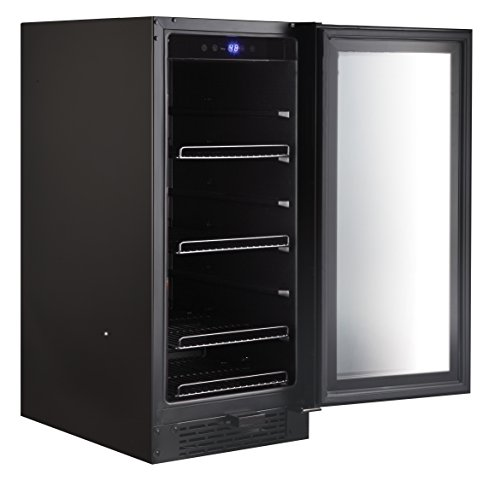 Whynter-BBR-801BG-Built-in-Glass-80-Can-Capacity-Beverage-Refrigerator-34-cu-ft-Black-0-1