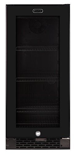 Whynter-BBR-801BG-Built-in-Glass-80-Can-Capacity-Beverage-Refrigerator-34-cu-ft-Black-0