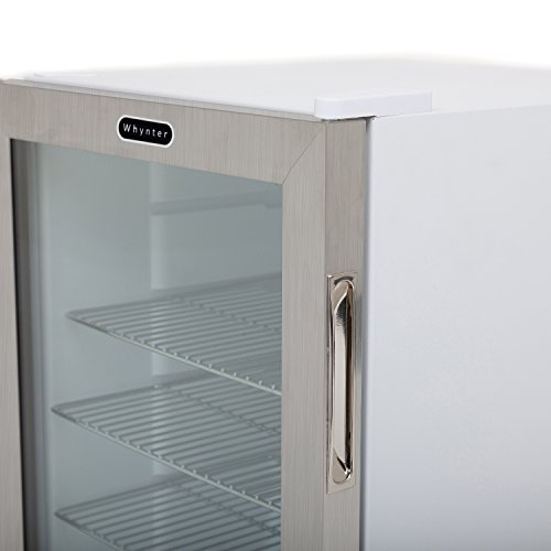 Whynter-BR-091WS-Beverage-Refrigerator-with-Lock-90-Can-Capacity-Stainless-Steel-0-1