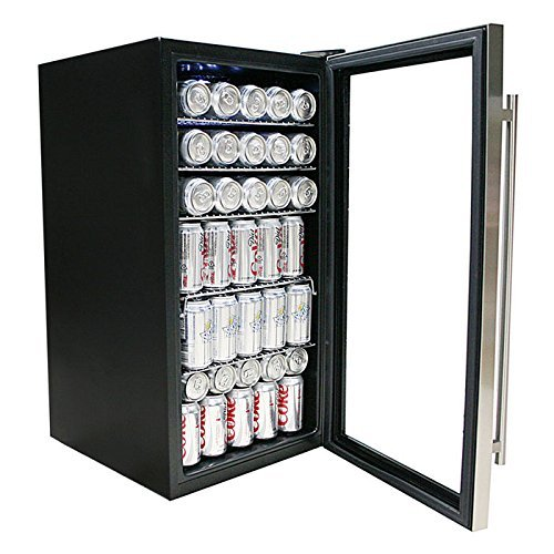Whynter-BR-130SB-Beverage-Refrigerator-with-Internal-Fan-Stainless-SteelBR-130SB-Beverage-Refrigerator-with-Internal-Fan-Stainless-Steel-0
