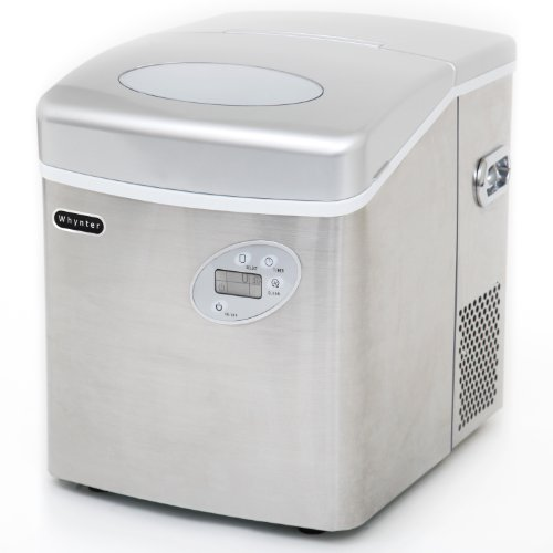 Whynter-IMC-490SS-Portable-Ice-Maker-49-Pound-Stainless-Steel-0-1