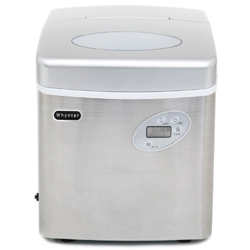 Whynter-IMC-490SS-Portable-Ice-Maker-49-Pound-Stainless-Steel-0
