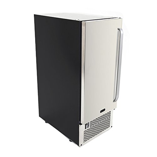 Whynter-UIM-502SS-Built-InFreestanding-50-lb-Capacity-Clear-Ice-Cube-Maker-Stainless-SteelBlack-0-2
