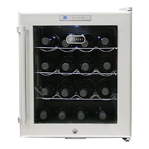 Whynter-WC-16S-SNO-16-Bottle-Wine-Cooler-Platinum-with-Lock-0