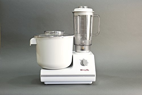 WonderMix-Deluxe-Stand-Mixer-by-WonderMill-Includes-Blender-Cookie-Whips-Lifetime-Ltd-Warranty-Bread-Dough-Mixer-Kitchen-Mixer-0-0