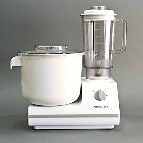 Wondermix Deluxe Stand Mixer By Wondermill Includes