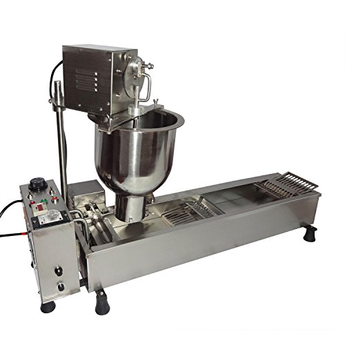Wotefusi-New-Donut-Frying-Machine-Commercial-Full-Automatic-Donut-Maker-Easy-Operation-450-500pcsh-110V-0