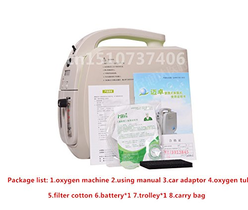 Xgreeo Xty Bc101 Continuously Flow Mini Portable Oxygen