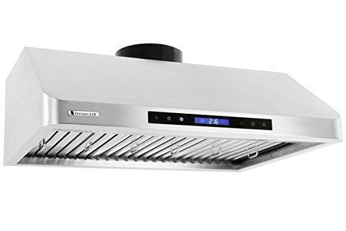 XtremeAir-PX10-Under-Cabinet-Mount-Range-Hood-with-900-CFM-Baffle-FilterGrease-Drain-Tunnel-0-1