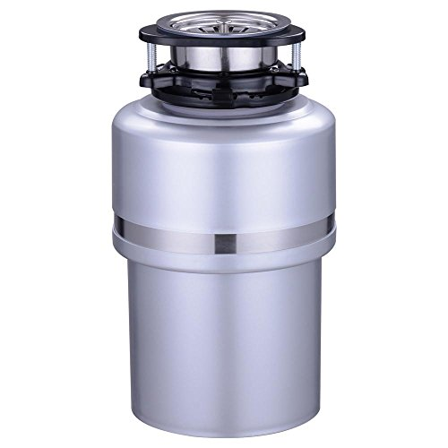 Yescom-34HP-4200-RPM-Continuous-Feed-Household-Plug-In-Garbage-Disposer-for-Kitchen-Waste-Disposal-Operation-Silver-0-2