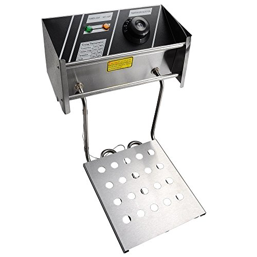 Yescom-Commercial-12L-5000W-Stainless-Steel-Electric-Countertop-Deep-Fryer-Dual-Tank-Basket-0-1