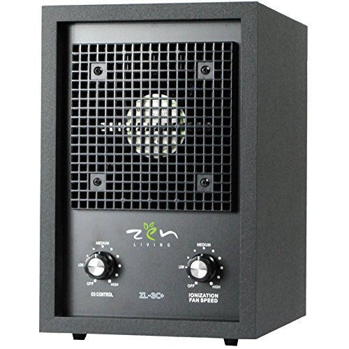 Zen-Living-ZL-3C-Ionic-Air-Purifier-For-Smokers-With-Oversized-Carbon-Filter-Dual-Plate-Ozone-Generator-Ionizer-0