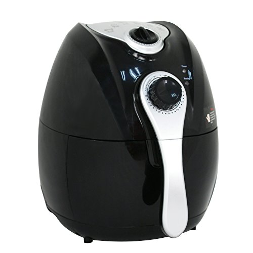 Zeny-Electric-Air-Fryer-Oil-Free-w-Temperature-Control-Detachable-Basket-and-Handle-0