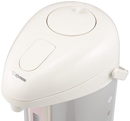 Zojirushi-glass-air-pot-press-only-pot-22L-beige-AB-RX22-CA-0-1