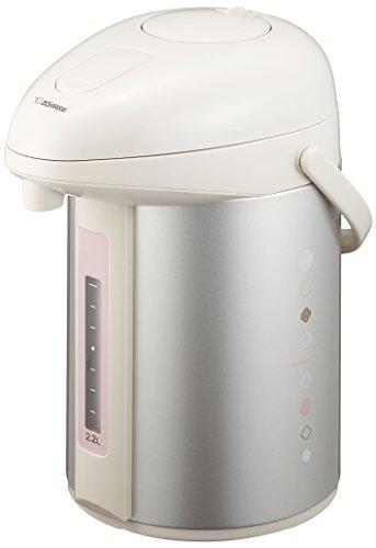 Zojirushi-glass-air-pot-press-only-pot-22L-beige-AB-RX22-CA-0