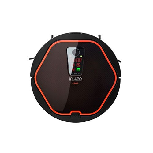 iClebo-Arte-YCRM05-Smart-HomeOffice-Vacuum-Cleaner-Floor-Mopping-Robot-Cleans-Methodicaly-with-Camera-Recognition-Vision-Mapping-Technology-classic-home-style-0